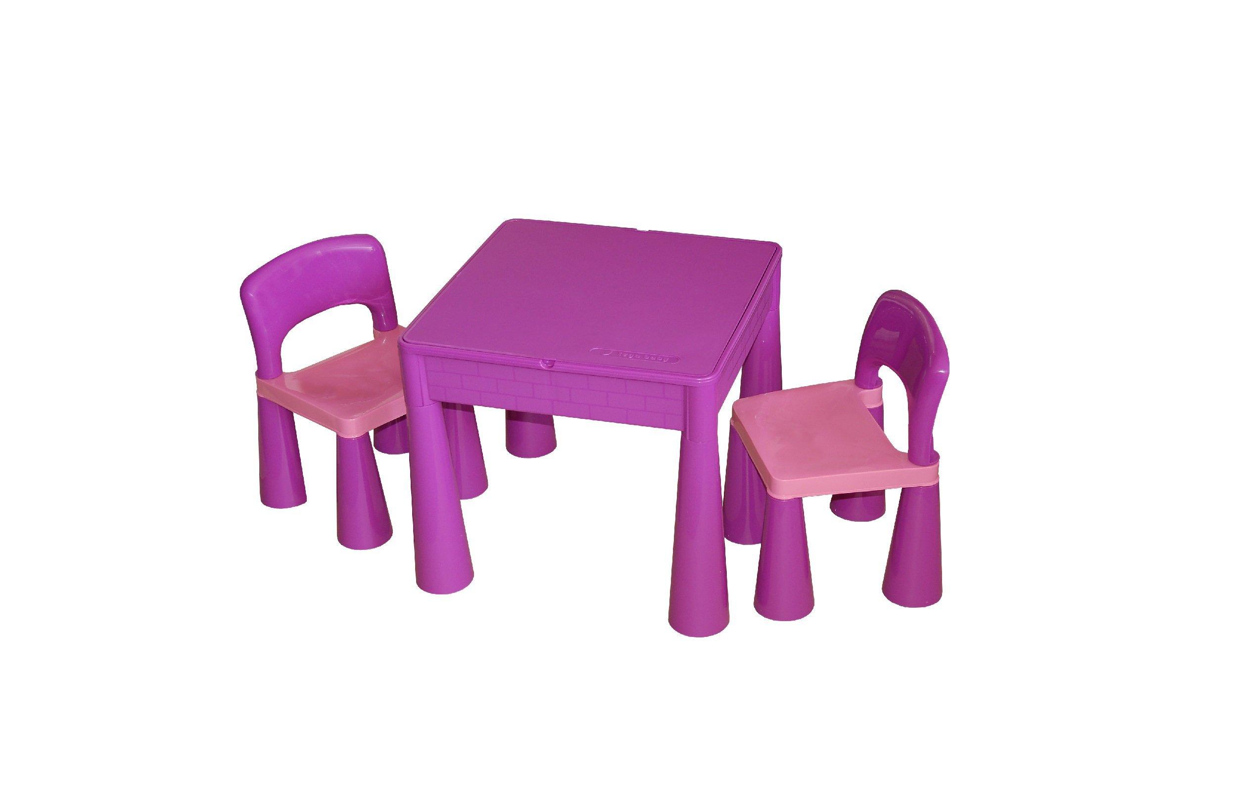 0d98943a54e4 Tega baby Detská sada stolček a dve stoličky Mamut - Bambilon